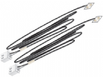 Woodlands Scenics JP5741 Cool White Stick-on LED Lights